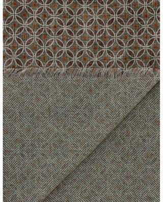 Feiner Schal mit geometrischem Print Bormio ROSI COLLECTION