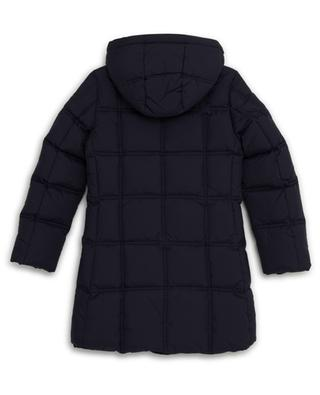 Paradise long quilted down jacket EDDIE PEN