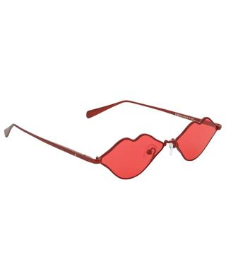 RF X KNC I lip shaped sunglasses ROBERI AND FRAUD