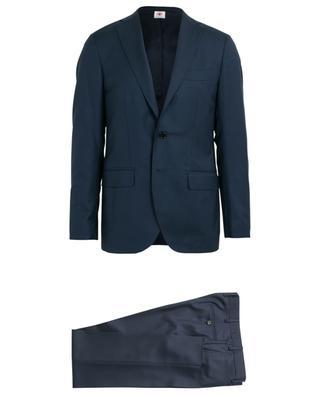 Salina virgin wool suit LUIGI BORRELLI