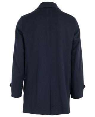 Manteau classique en laine LUIGI BORRELLI