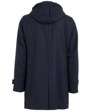 Manteau rembourré en laine BORRELLI