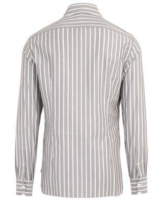Striped cotton shirt BORRELLI