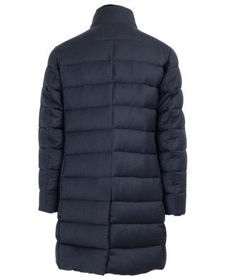 Nettuno virgin wool down coat MOORER