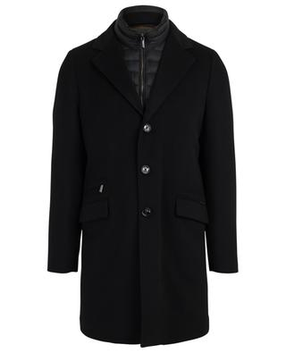 Harris-LE quilted coat MOORER