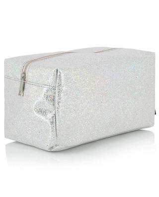 Trousse de toilette pailletée Glitter Large KLEVERING