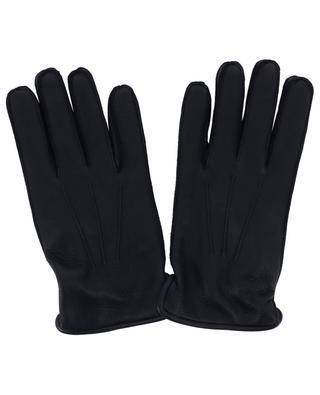 Handschuhe aus Hirschleder mit Angora- und Wollfutter PIERO RESTELLI