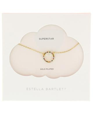 Collier doré Multi Circle ESTELLA BARTLETT