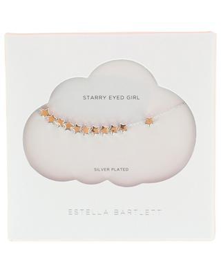 Versilberte Halskette Starry Eyed Girl ESTELLA BARTLETT