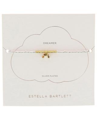 Louise Rainbow cord bracelet ESTELLA BARTLETT