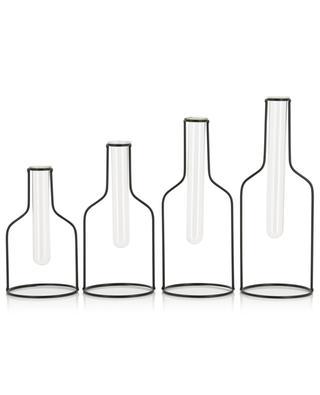 Set aus vier Vasen Bouteilles BAZARDELUXE