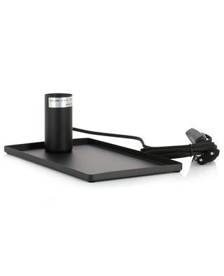 Lampe de chevet en métal noir BAZARDELUXE