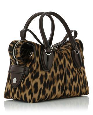 D-Styling calf hair leather handbag TOD'S