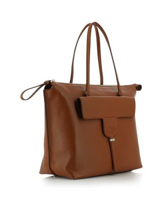 Joy grained leather tote bag TOD'S