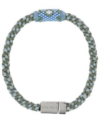 Geflochtenes Armband mit Perlen HIPANEMA
