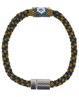 Bracelet tressé avec perles HIPANEMA