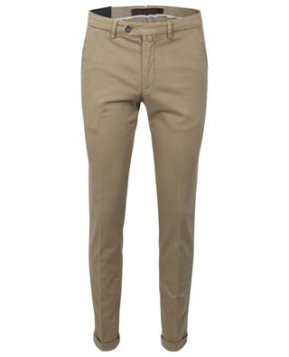 Slim fit chino trousers B SETTECENTO