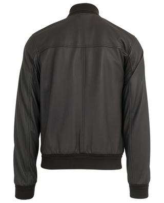 Textured leather jacket VALSTAR MILANO 1911