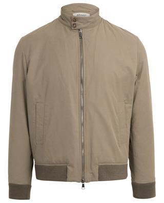Cotton blend zippered jacket VALSTAR MILANO 1911