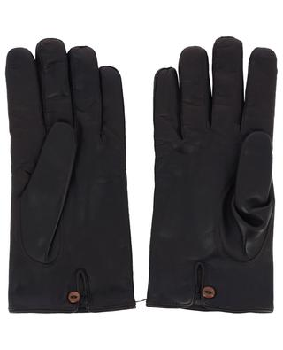 Cashmere lined nappa leather gloves PIERO RESTELLI