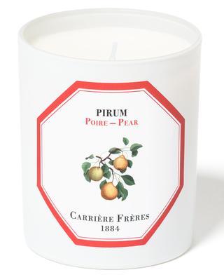 Bougie parfumée Poire CARRIERE FRERES
