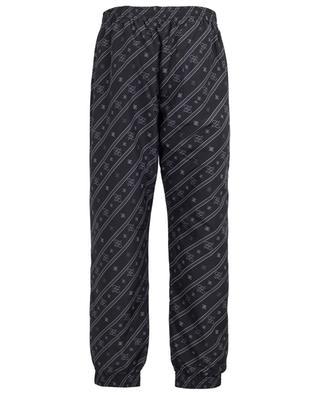 Print nylon jogging trousers FENDI