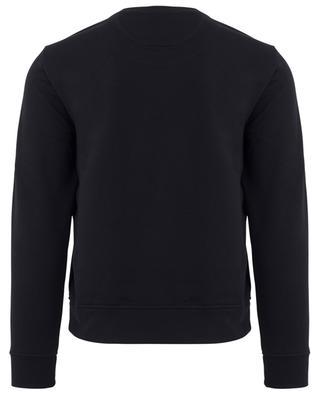 FF logo cotton blend sweatshirt FENDI