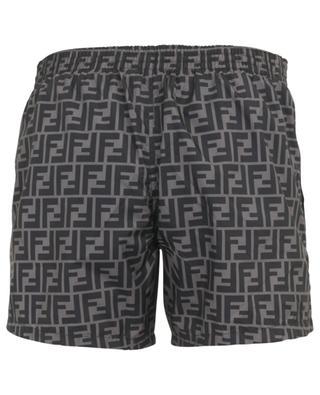 FF logo print swim shorts FENDI