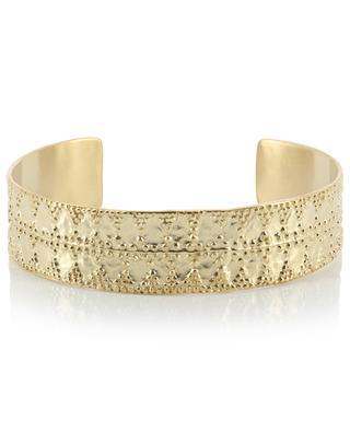 Daphné gold plated cuff ALIX D.REYNIS