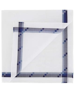 Pochette à cadre tricolore Mondrian SIMONNOT GODARD
