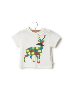 Printed cotton T-shirt STELLA MCCARTNEY