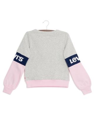 Sweat-shirt confortable Heather LEVI'S KIDS
