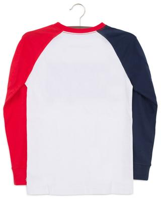 Langarm-T-Shirt Colour Blocked Sportswear Logo LEVI'S KIDS