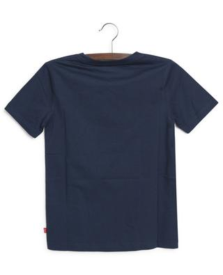 T-shirt garçon avec patch logo Batwing LEVI'S KIDS