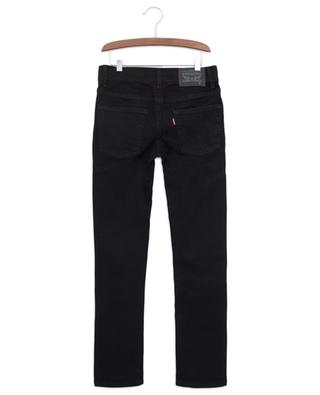510 black skinny fit jeans LEVI'S KIDS