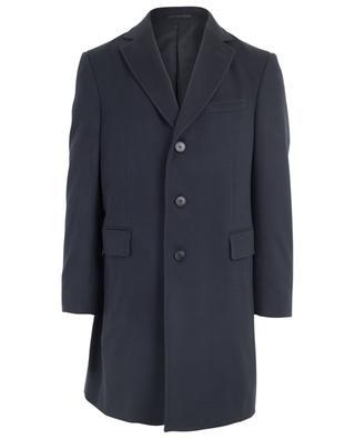 Long wool coat Z ZEGNA