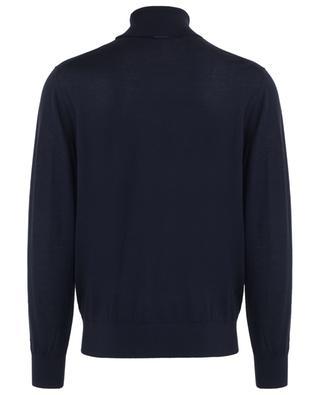 Wool turtle neck jumper Z ZEGNA