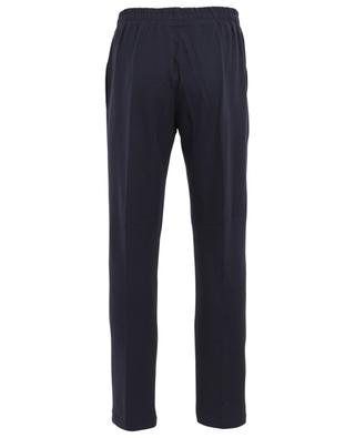 Modal and cotton track trousers Z ZEGNA