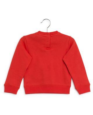 Spaceman sustainable cotton sweatshirt STELLA MCCARTNEY KIDS