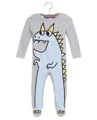 Gift box of two dragons-print sleepsuits STELLA MCCARTNEY KIDS