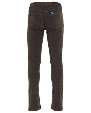 J622 corduroy straight trousers JACOB COHEN