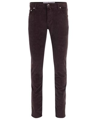 Pantalon droit en velours côtelé J622 JACOB COHEN