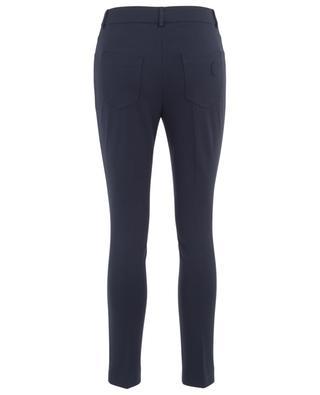 Maren stretch viscose tapered leg trousers AKRIS PUNTO