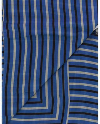 Cashmere blend striped stole AKRIS PUNTO