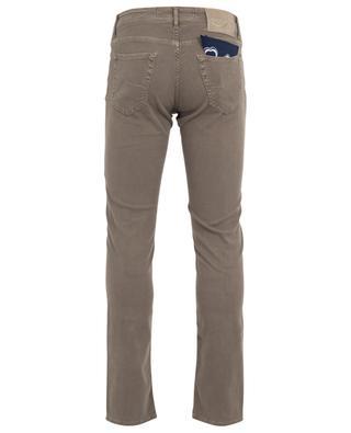 J622-CONF piqué texture slim fit jeans JACOB COHEN