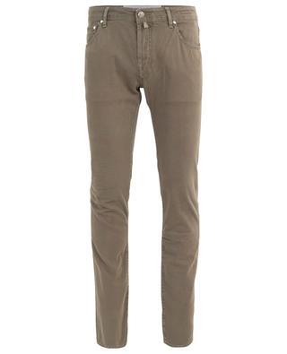 J622 cotton blend slim jeans JACOB COHEN