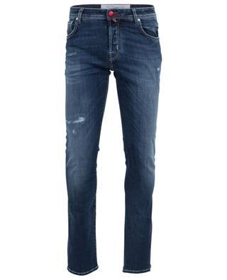 Jeans slim effet vieilli J622-COMF JACOB COHEN