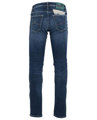 Slim-Fit-Jeans im Used-Look J622-COMF JACOB COHEN