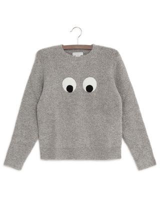 Pullover aus Wollmix Eyes STELLA MCCARTNEY KIDS