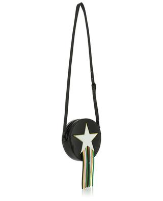 Star & Fringes faux leather shoulder bag STELLA MCCARTNEY KIDS